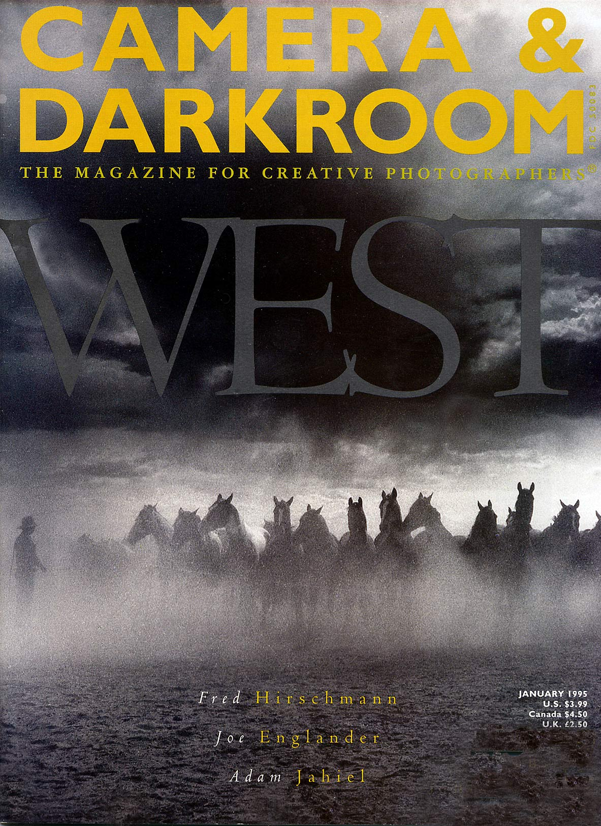 Camera and Darkroom Magazine