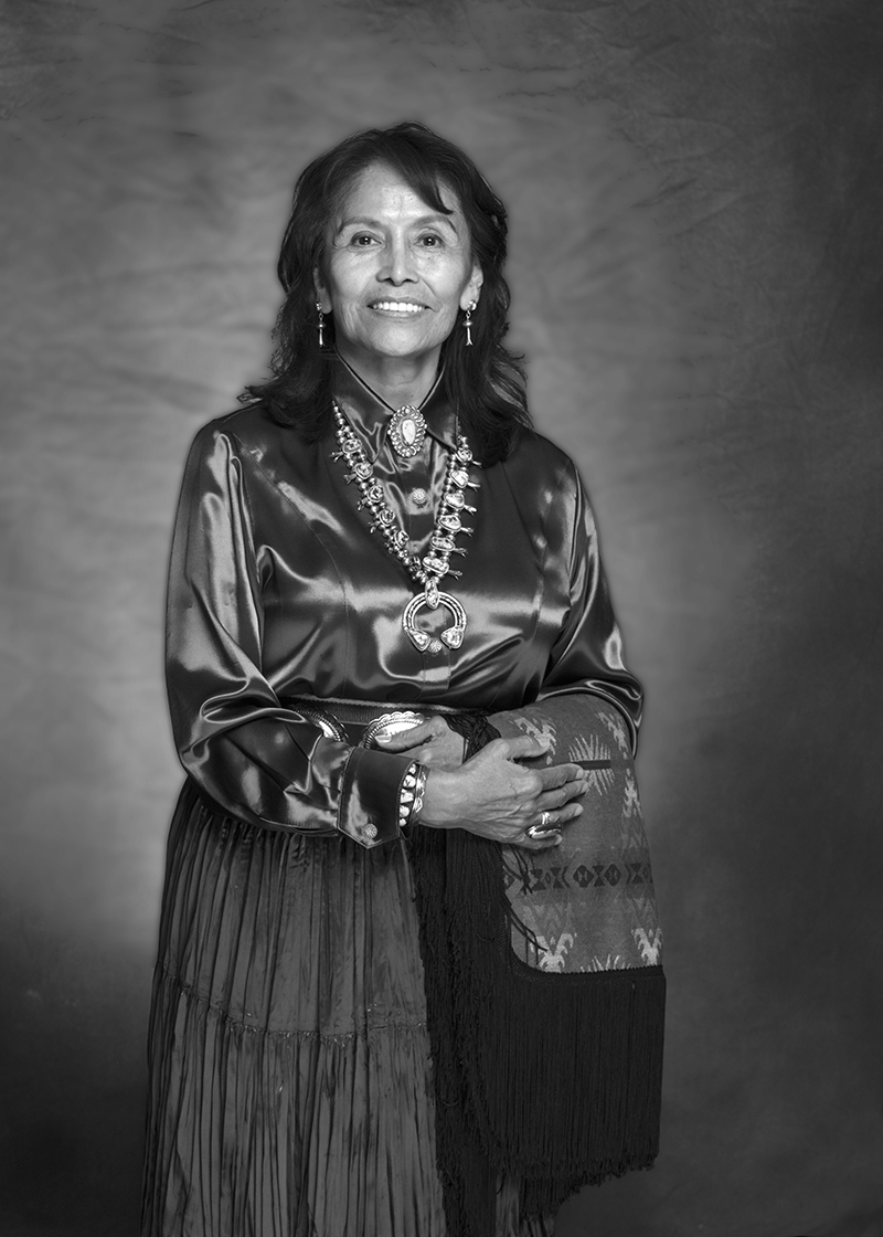 Sarah Johnson, Miss Indian America, 1976, Sheridan, Wyoming, 2013