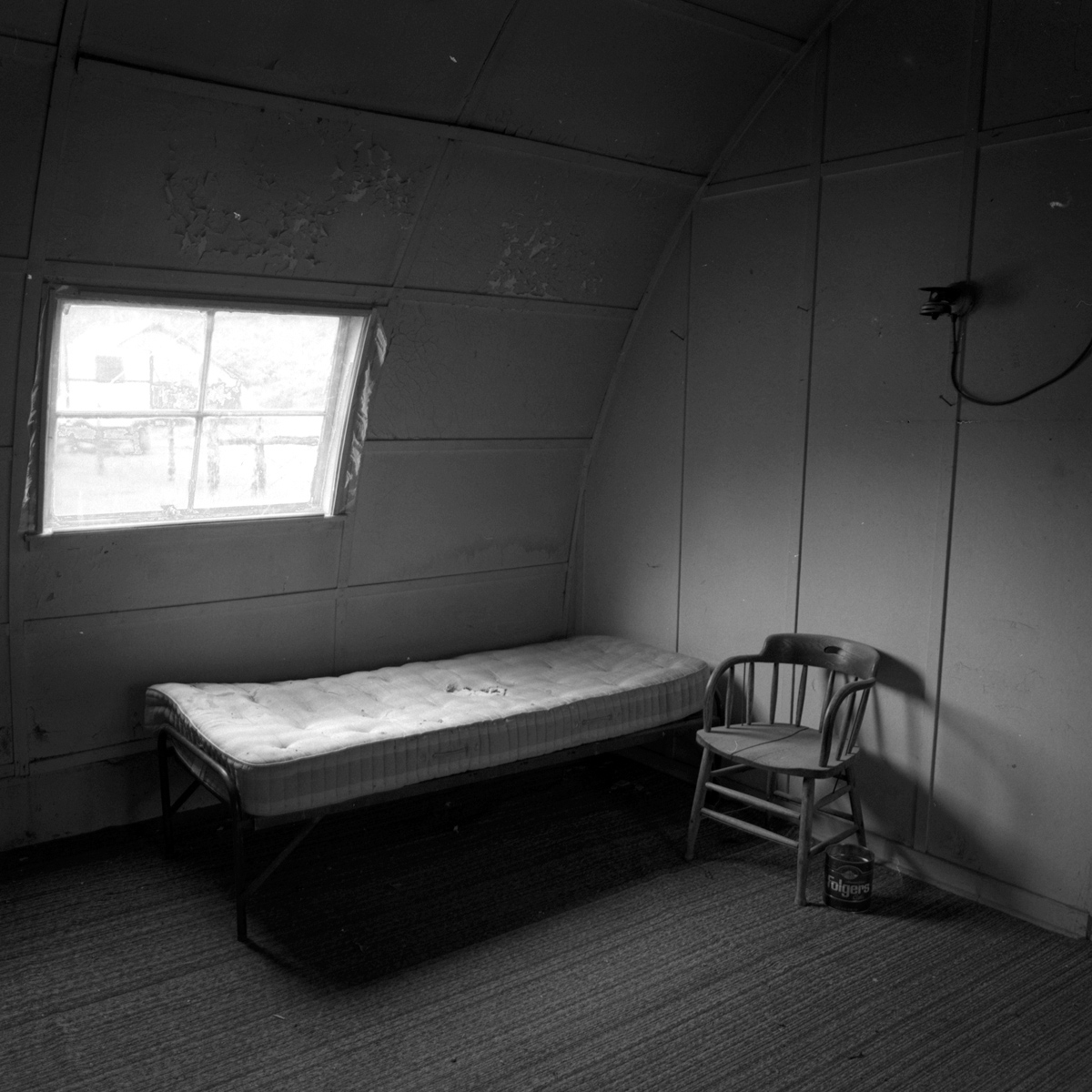 Empty Bunk, IL Ranch, NV