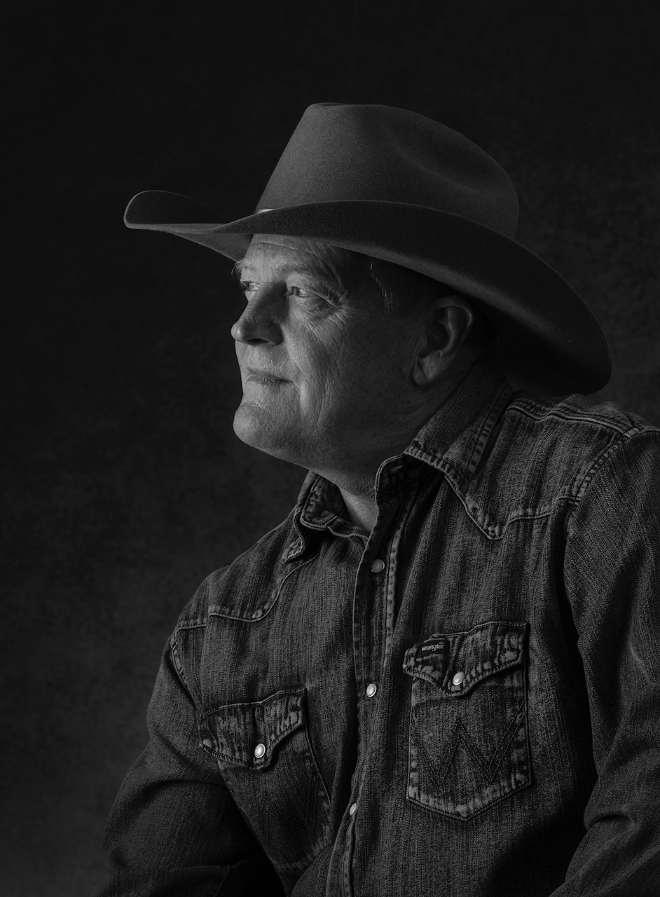 Craig Johnson,  Author, Wyoming, 2019