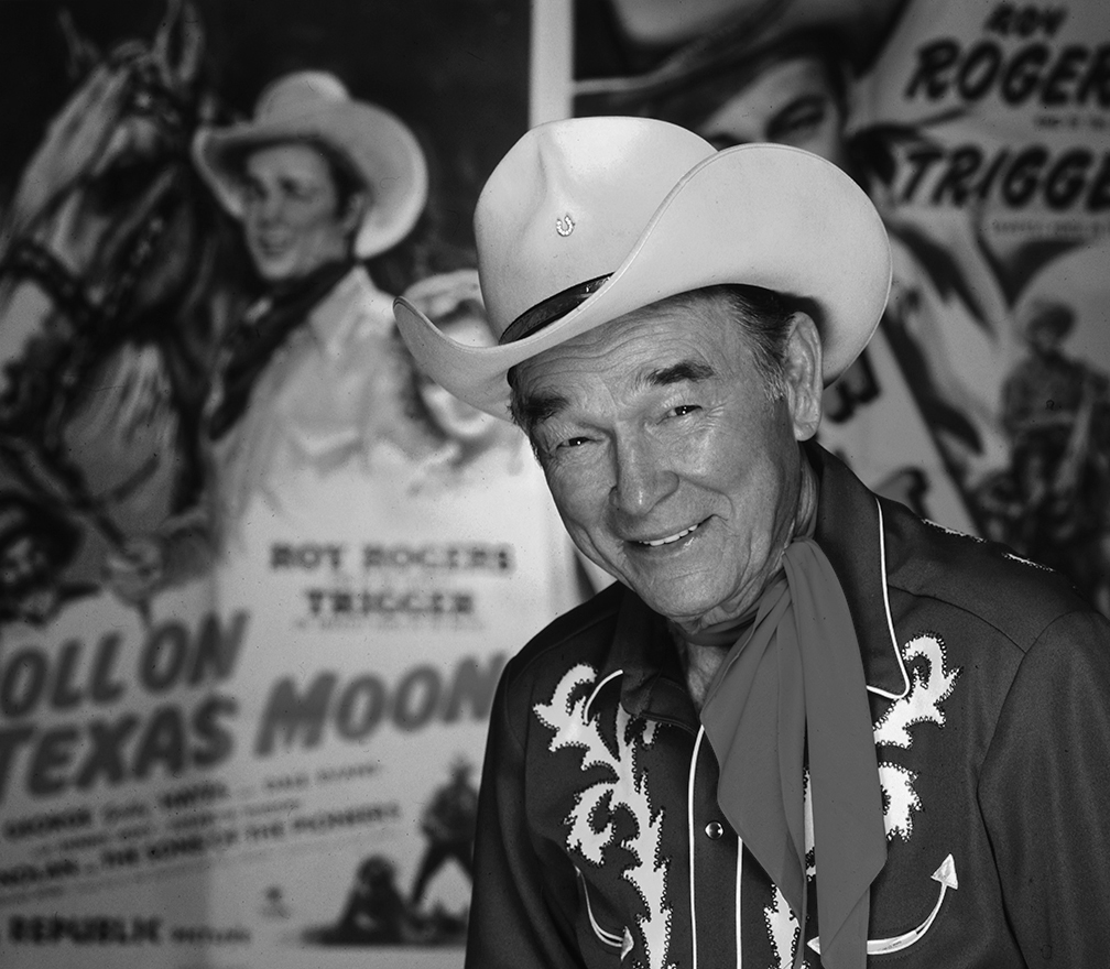 Roy Rogers, Victorville, California, 1991